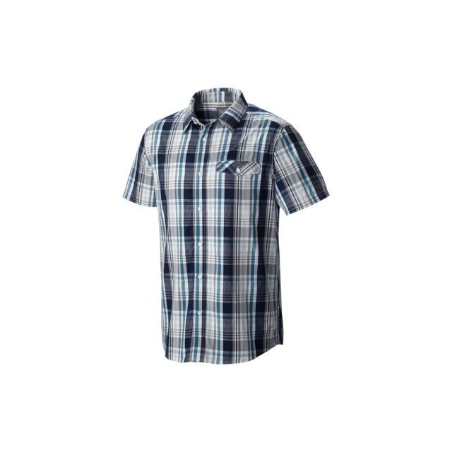 Mountain Hardwear - Men's Farthing Short Sleeve Shirt