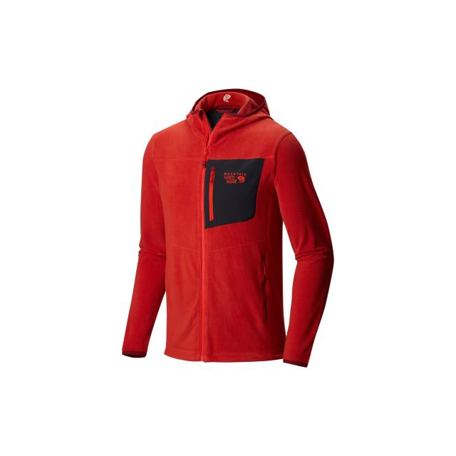Mountain Hardwear - Men's Strecker Lite Hooded Jacket
