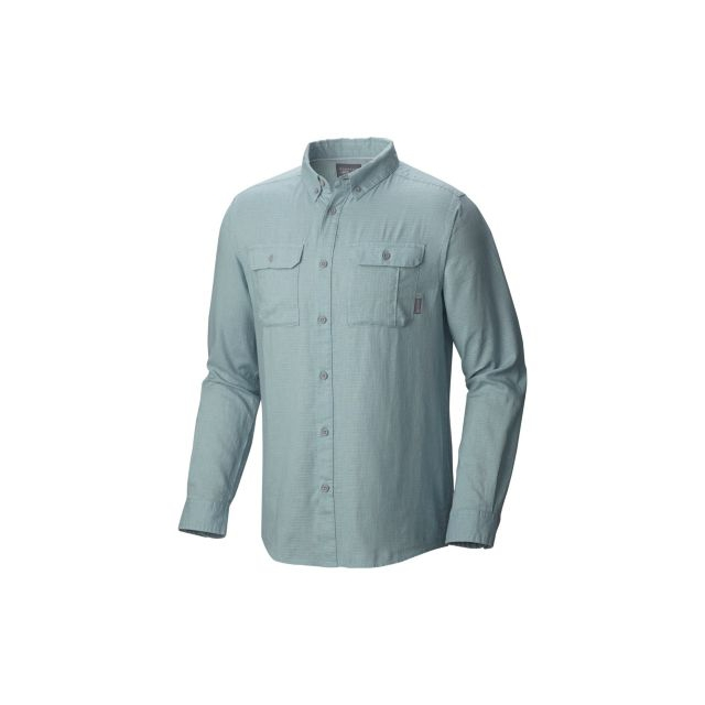 Mountain Hardwear - Men's Nowlin Long Sleeve Shirt