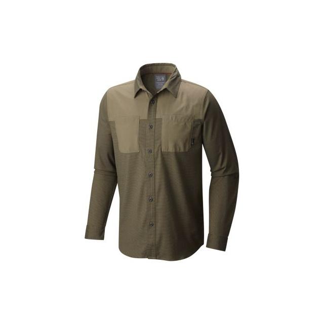 Mountain Hardwear - Stretchstone Utility Long Sleeve Shirt