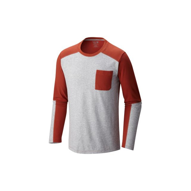 Mountain Hardwear - Burdell Long Sleeve T
