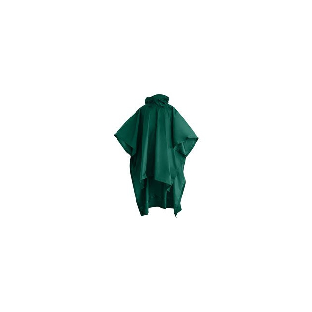 Red Ledge - Storm Backpacker Poncho - Emerald