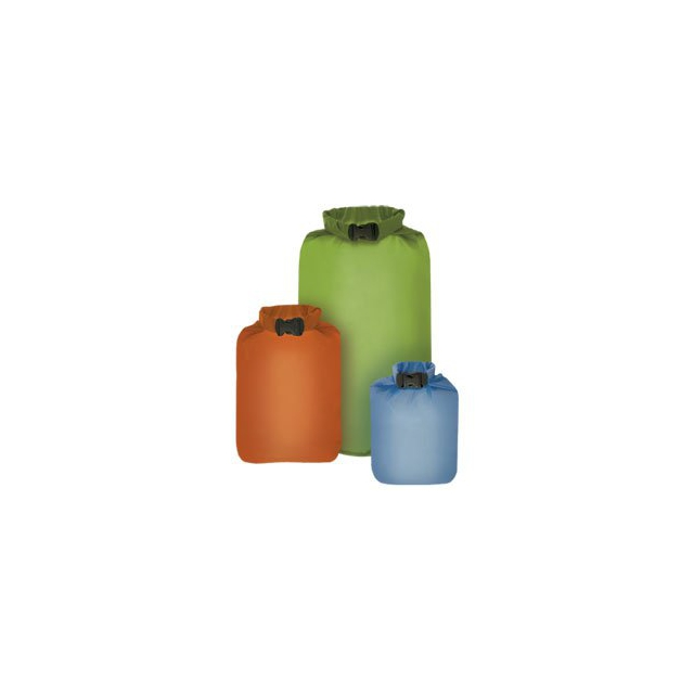 Outdoor Products - 3-Pack Ultimate Dry Sack - Assorted