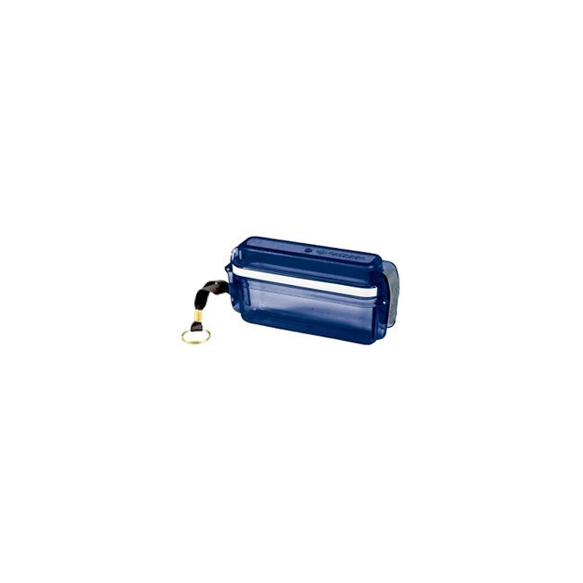 Outdoor Products - Watertight Cell Phone Dry Box - Blue