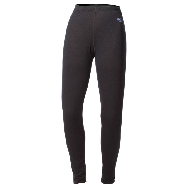 Minus 33 - - Expedition Weight Bottoms Womens - X-Small - Black
