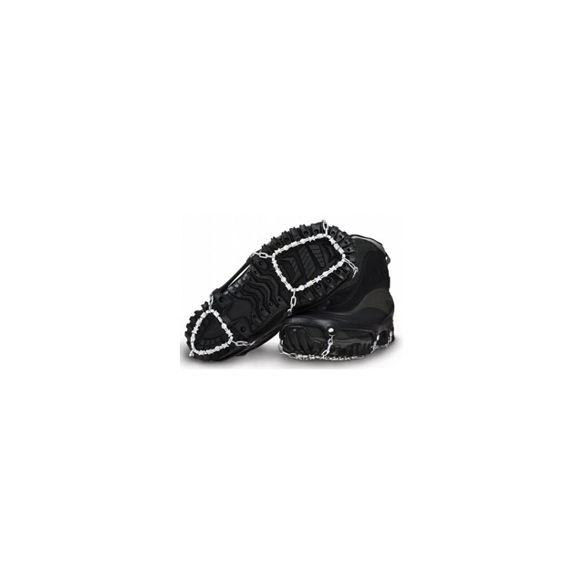 Ice Trekkers - Diamond Grip - Unisex - Black In Size