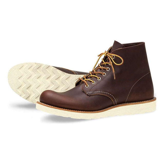 Red Wing Shoes - Red Wing Heritage 8196 6-Inch Round Toe Boot