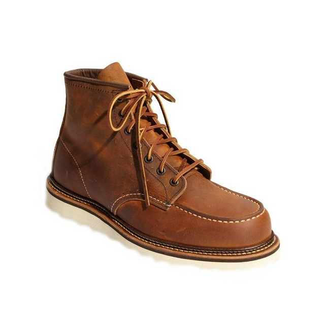 Red Wing Shoes - 1907 6-Inch Moc Toed Work Boot