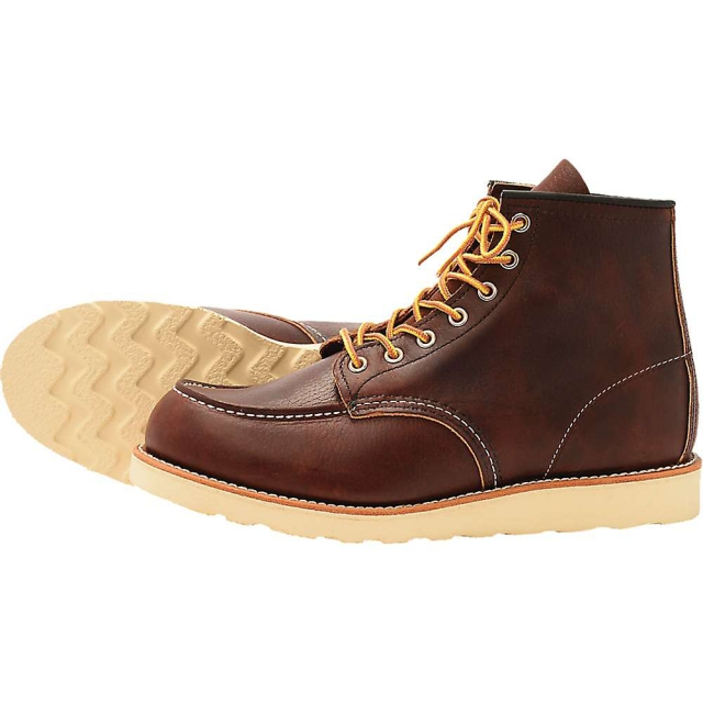 Red Wing Shoes - Red Wing Heritage Men's 8138 6-Inch Classic Moc Toe Boot