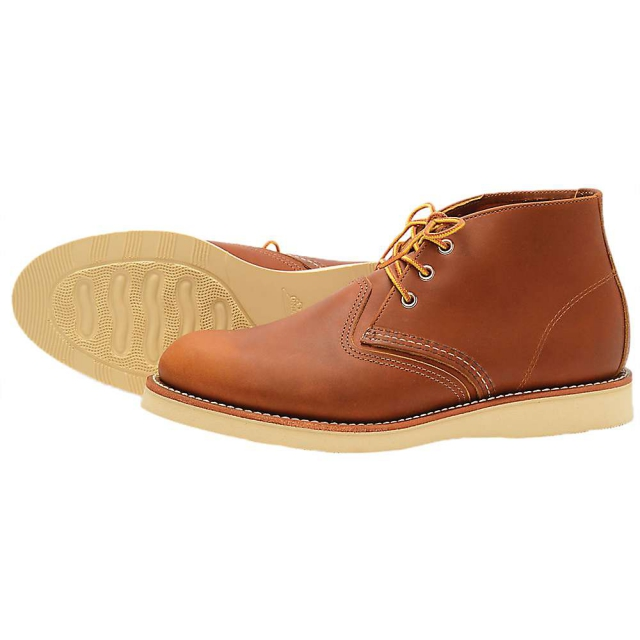Red Wing Shoes - Red Wing Heritage Men's 3140 Work Chukka