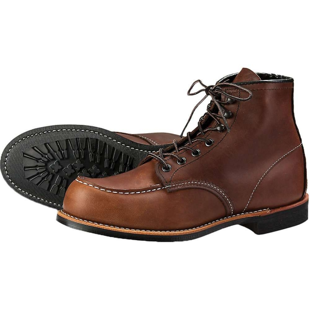 Red Wing Shoes - Red Wing Heritage Men's 2954 6-Inch Copper Moc Toe Boot