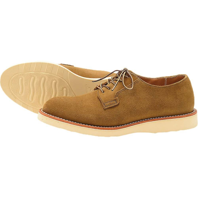 Red Wing Shoes - Red Wing Heritage Men's 3104 Postman Oxford Shoe