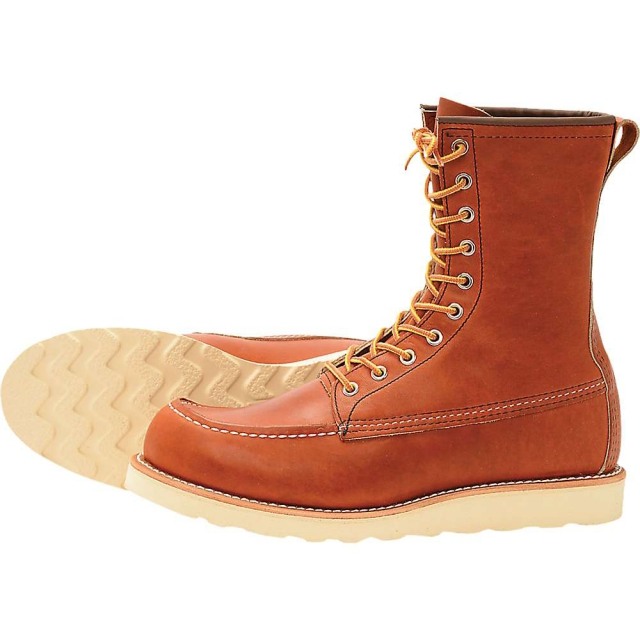 Red Wing Shoes - Red Wing Heritage Men's 877 8-Inch Classic Moc Toe Boot