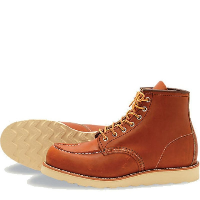 Red Wing Shoes - Men's 6-Inch Classic Moc Boot