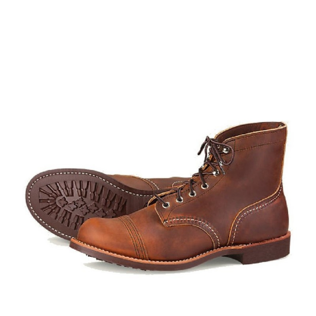 Red Wing Shoes - Men's 8085 Iron Ranger Boots
