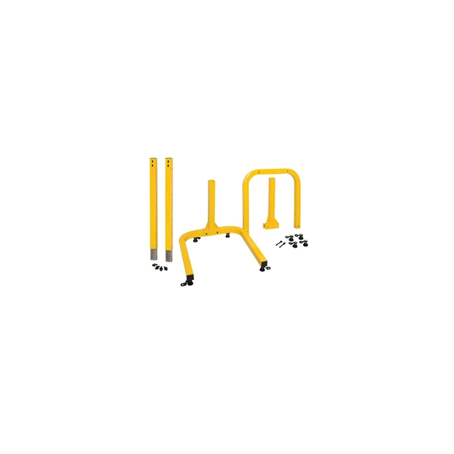 Suspenz - SG Floor Base and Post Set - Yellow