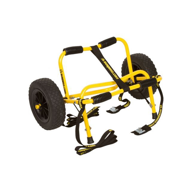 Suspenz - Deluxe Airless Kayak Cart