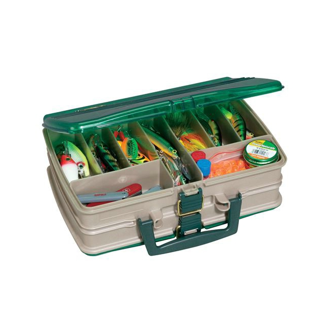 Plano Molding® - 1120-00 Double Sided Satchel Tackle Box