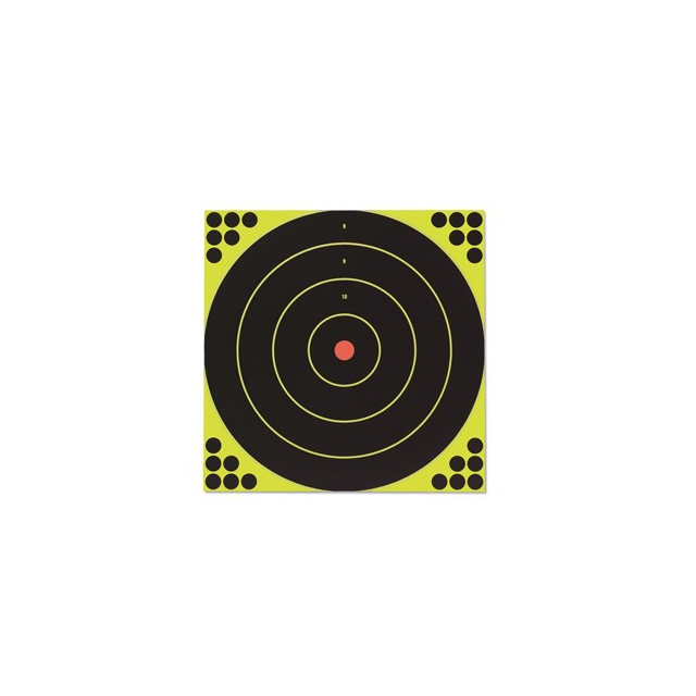 "Birchwood Casey - Shoot-N-C® Self-Adhesive 12"" Bull's-Eye Pack"