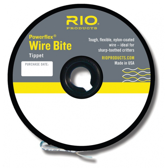 Rio Products® - Powerflex Wire Bite Tippet
