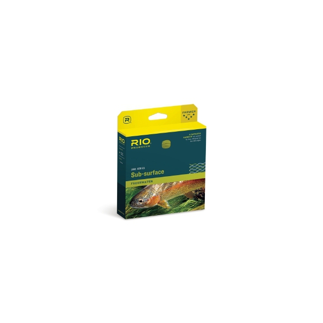 Rio Products® - Camolux Fly Line