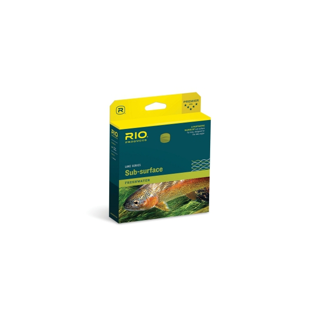 Rio Products® - Freshwater Aqualux Midge Tip Lake Fly Line