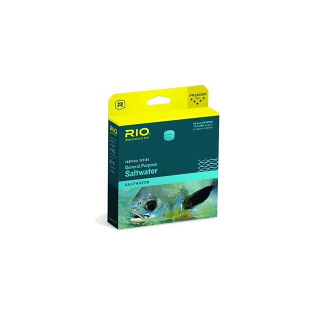 Rio Products® - Tropical Saltwater Floating Fly Line