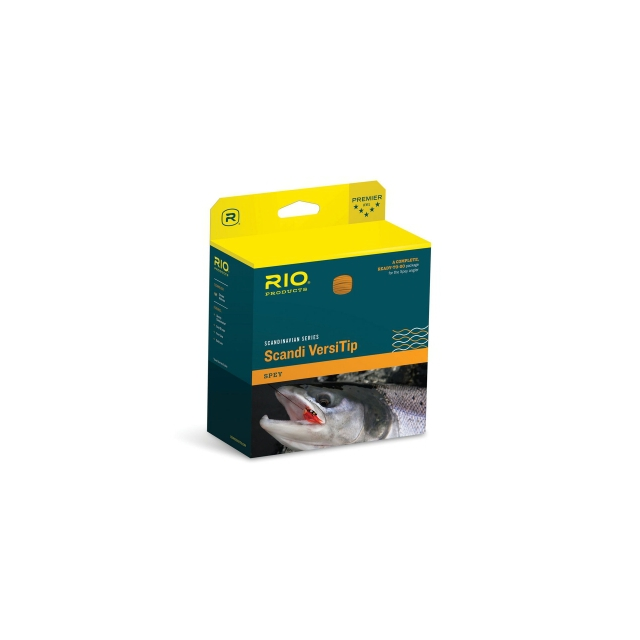 Rio Products® - Scandi Short Versitip Fly Line