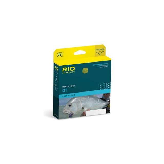 Rio Products® - Tropical Series GT Floating Fly Line