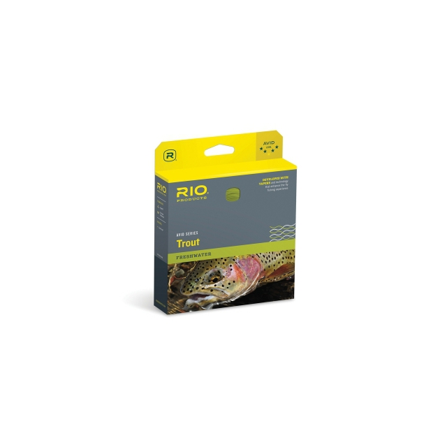 Rio Products® - Avid Trout Fly Line