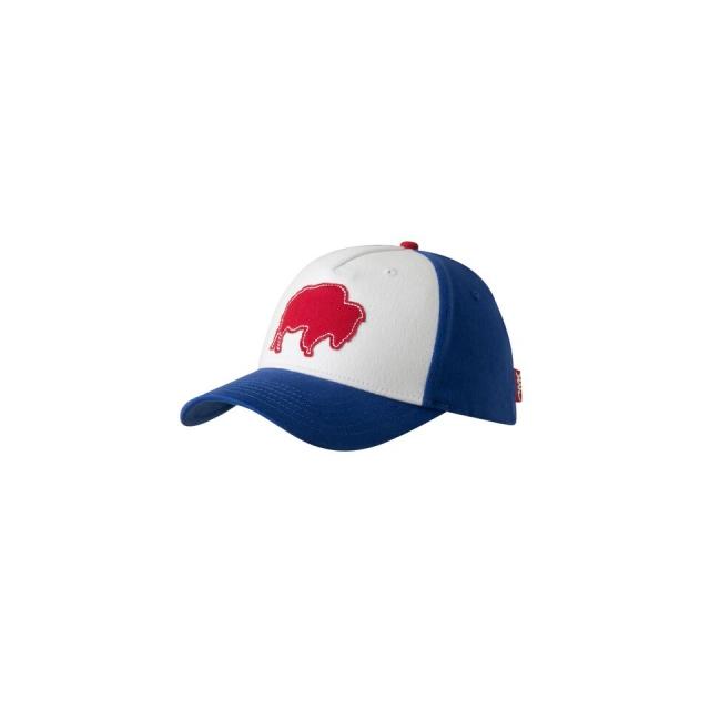 Mountain Khakis - Bison Patch Flex Fit Cap