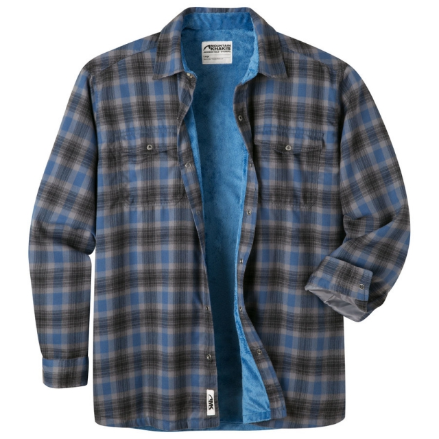Mountain Khakis - Christopher Fleece Lined Shirt