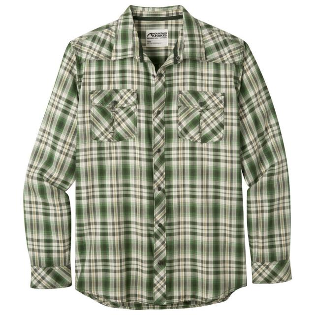 Mountain Khakis - Rodeo Long Sleeve Shirt