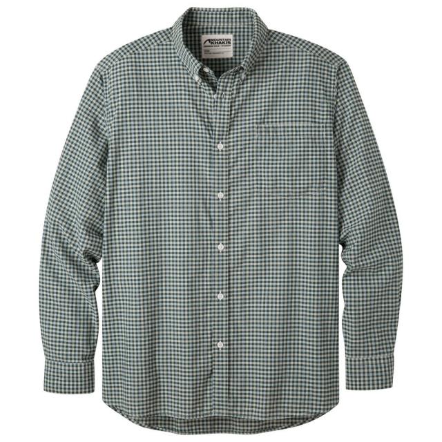 Mountain Khakis - Spalding Gingham Long Sleeve Shirt