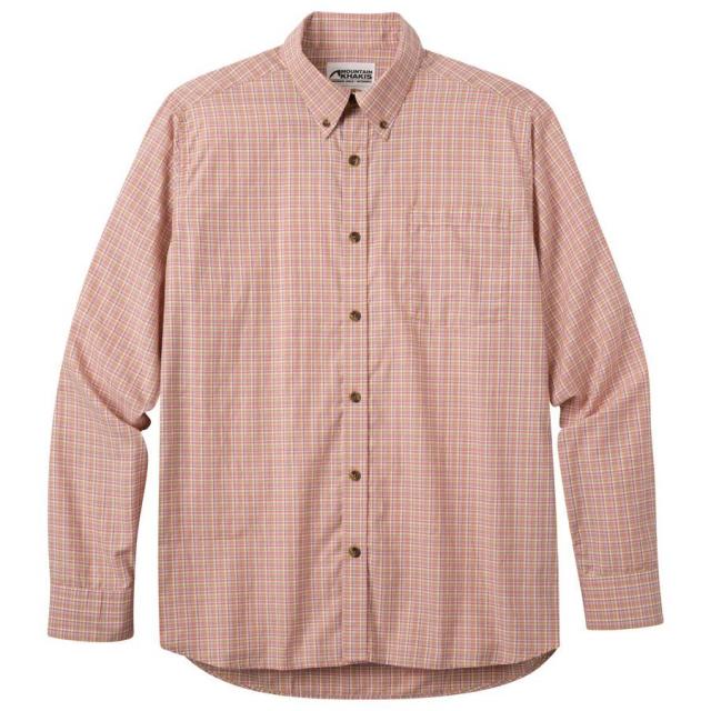 Mountain Khakis - Men's Spalding Gingham Long Sleeve Shirt