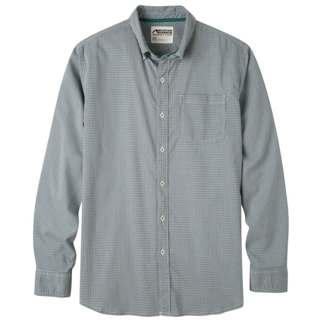 Mountain Khakis - Uptown Tattersall Shirt