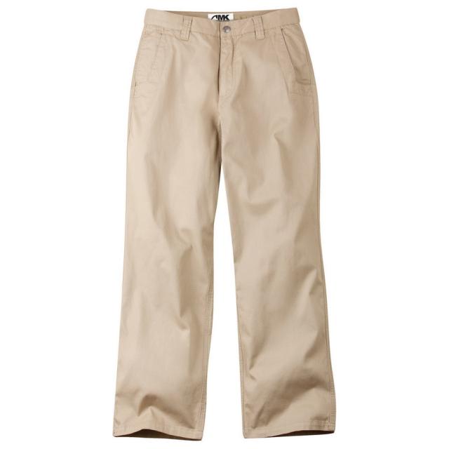 Mountain Khakis - Men's Lake Lodge Twill Pant Relaxed Fit