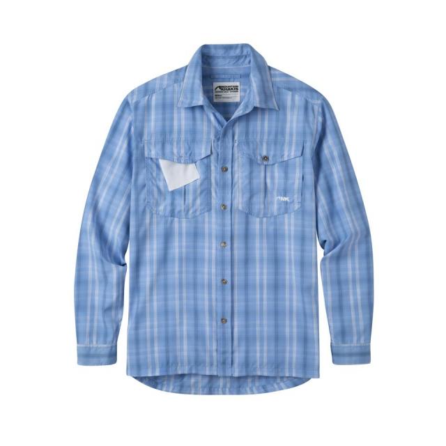 Mountain Khakis - Men's Equatorial Long Sleeve Shirt
