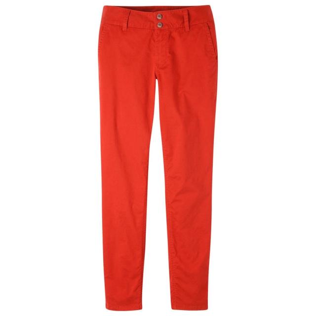 Mountain Khakis - Sadie Skinny Chino Pant Classic Fit