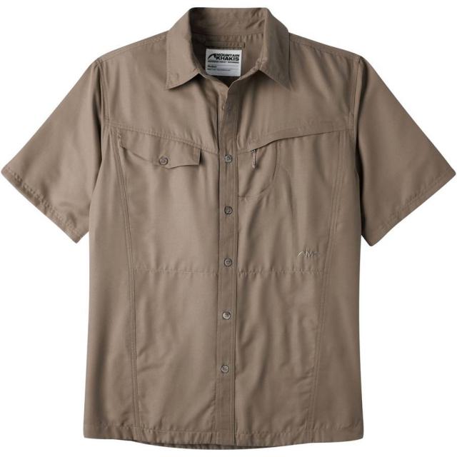 Mountain Khakis - Men's Trail Creek Short Sleeve Shirt