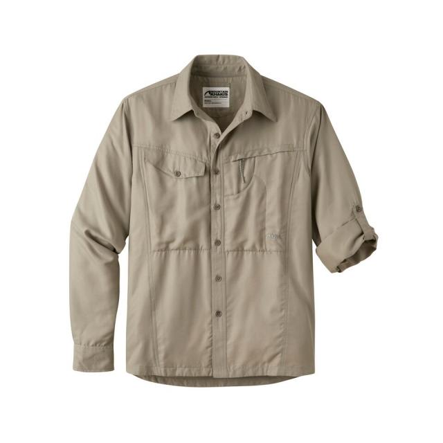 Mountain Khakis - Trail Creek Long Sleeve Shirt