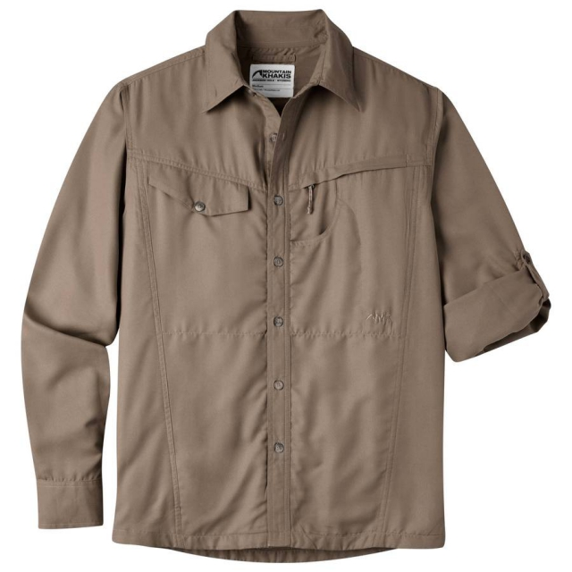 Mountain Khakis - Men's Trail Creek Long Sleeve Shirt