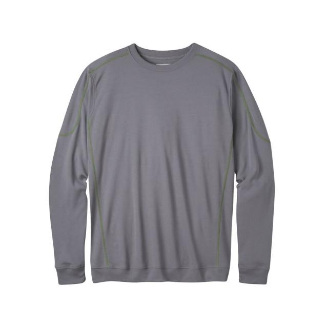 Mountain Khakis - Men's Shady Cay II Long Sleeve Crew Shirt