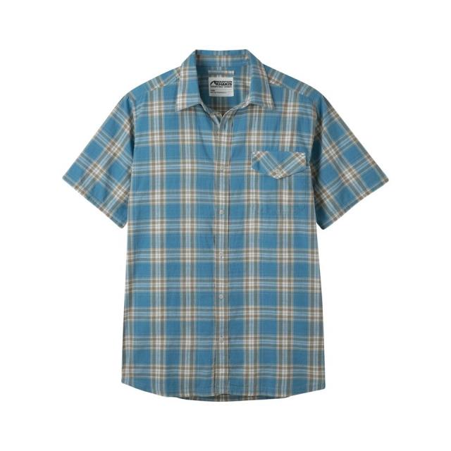 Mountain Khakis - Men's Shoreline Short Sleeve Shirt