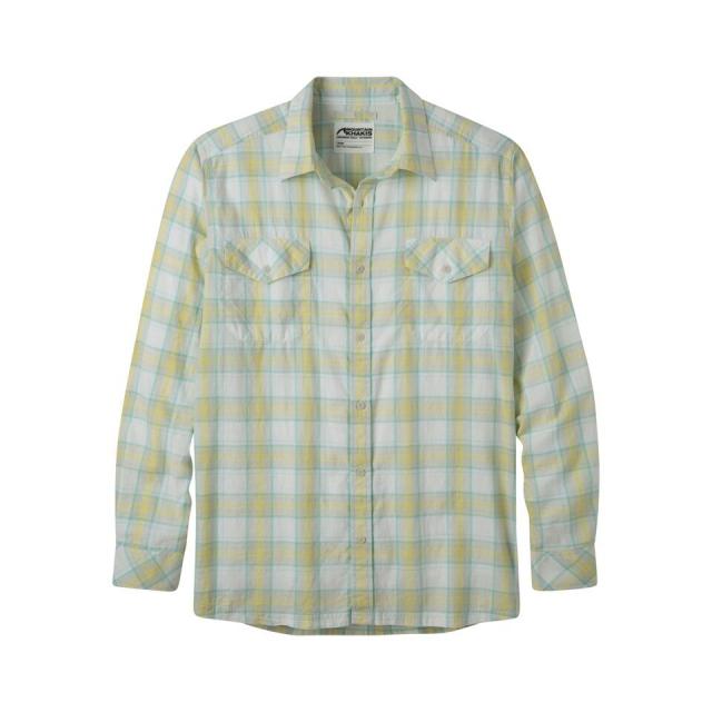 Mountain Khakis - Men's Shoreline Long Sleeve Shirt