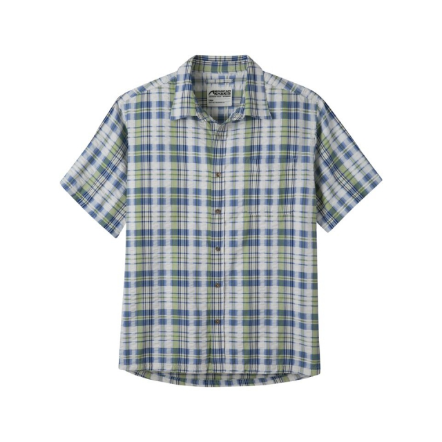 Mountain Khakis - Men's Crags EC Crinkle Short Sleeve Shirt