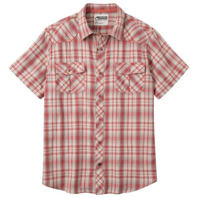 Mountain Khakis - Men's Rodeo Short Sleeve Shirt