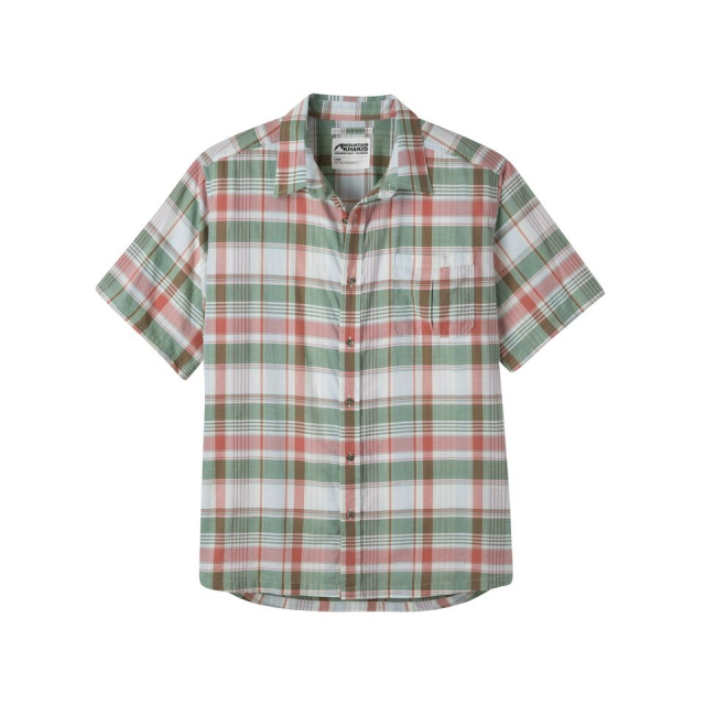 Mountain Khakis - Men's Tomahawk Madras Shirt