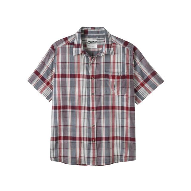 Mountain Khakis - Tomahawk Madras Shirt
