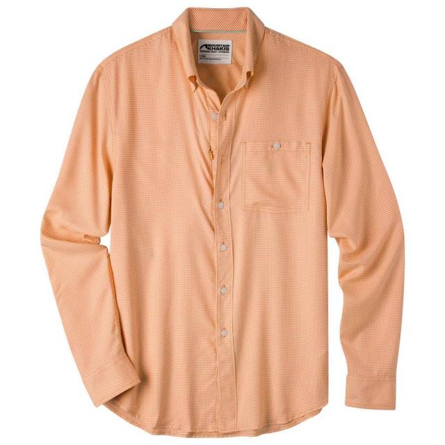 Mountain Khakis - Men's Passport EC Long Sleeve Shirt